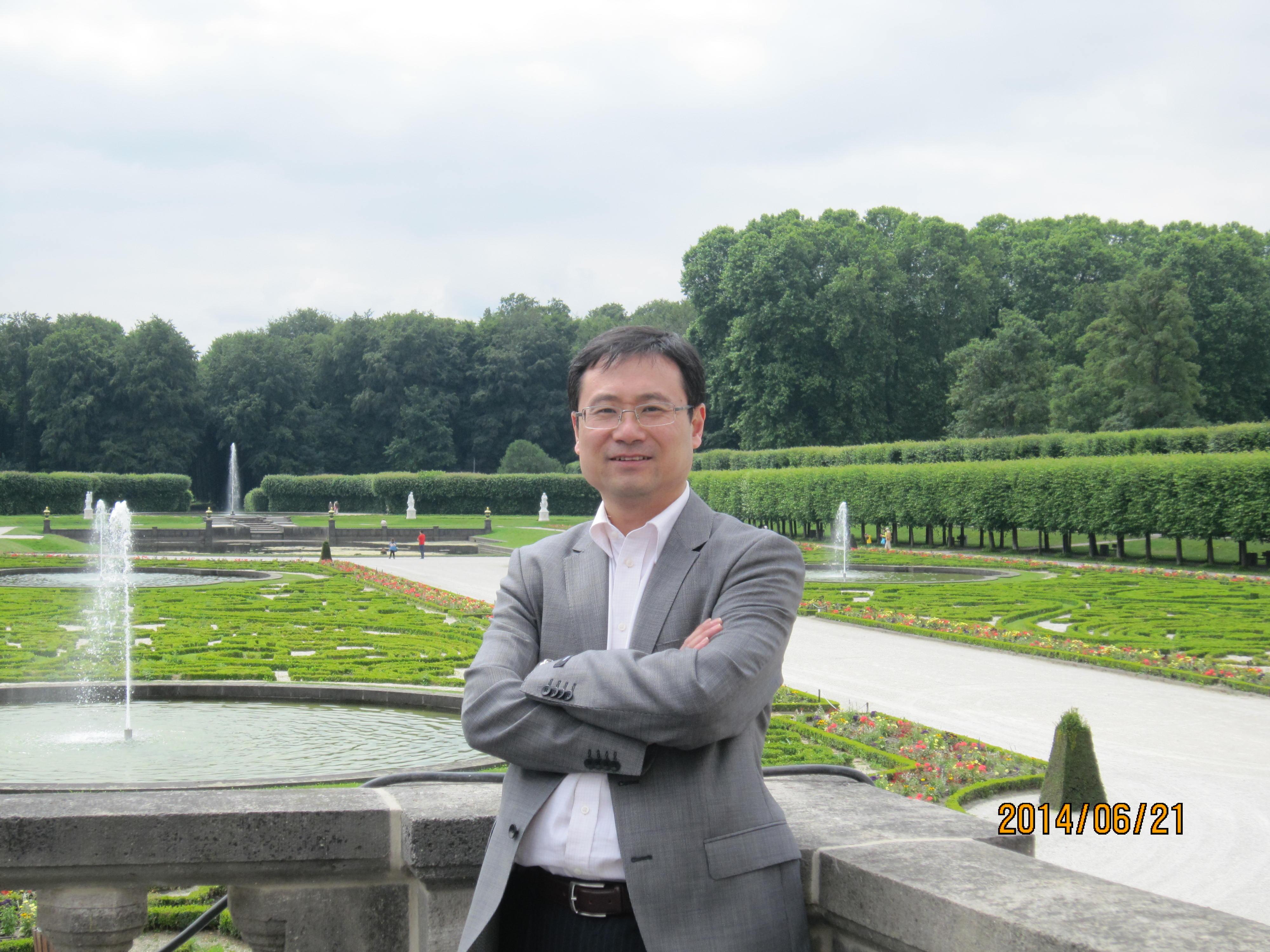 西安交通大学/德国奥古斯都皇宫